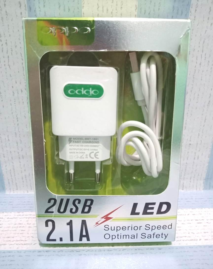 New FastCharger Casan Oppo LED Superior Speed 2 USB / Charger / Carger / Casan / Cash / Fast Charger / FastCarger / FasChager / Fast Charging / Cas / chasan / FAST CHARGER FOR F1S F3 F5 F7 A37 A33 NEO 7 9 F5 - ARS