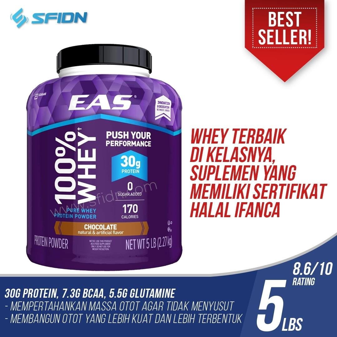 Abbott EAS Myoplex Whey Protein 100% - 5 Lbs NEW