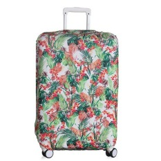 Beli 22 26 Inch Anti Dust Suitcase Cover Luggage Protector Spandex Elastic Covers For Trunk Case Trolley Case Apply To 22 26 Inch Suitcase Cover Only Pakai Kartu Kredit