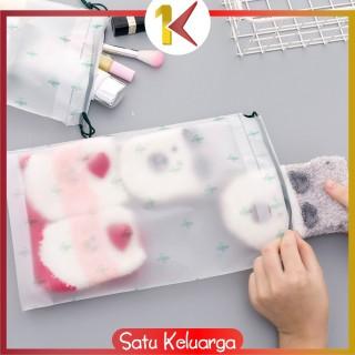 SK-C33 Travel Pouch Organizer Bag Serbaguna Tempat Penyimpanan Alat Make Up Tas Serut Kosmetik thumbnail