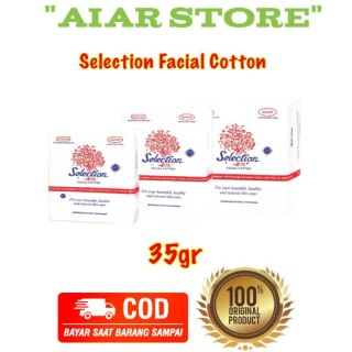 kapas selection 35g original Termurah thumbnail
