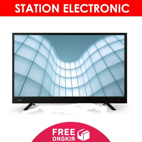 TOSHIBA HD Ready Digital LED TV 24 - 24L3750 - Khusus JABODETABEK