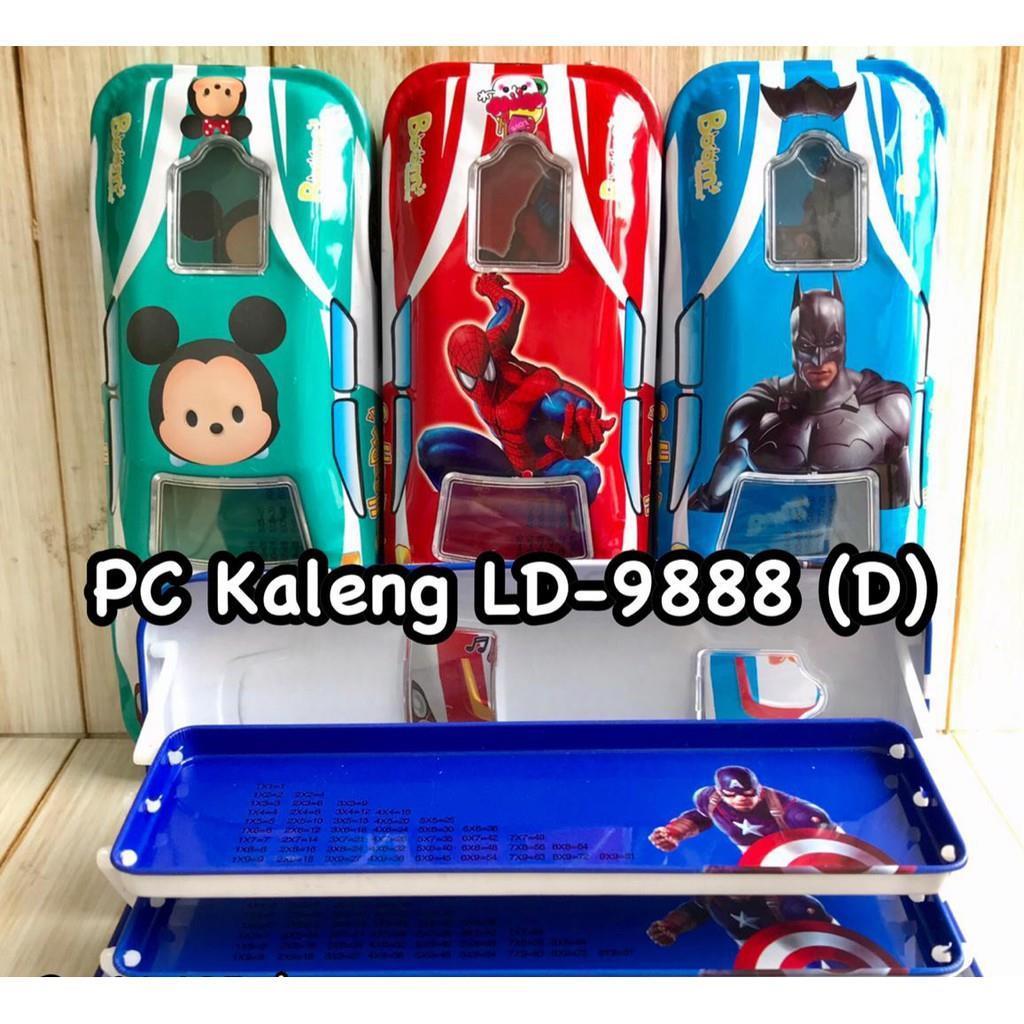 Pencil Case Kaleng LD9888
