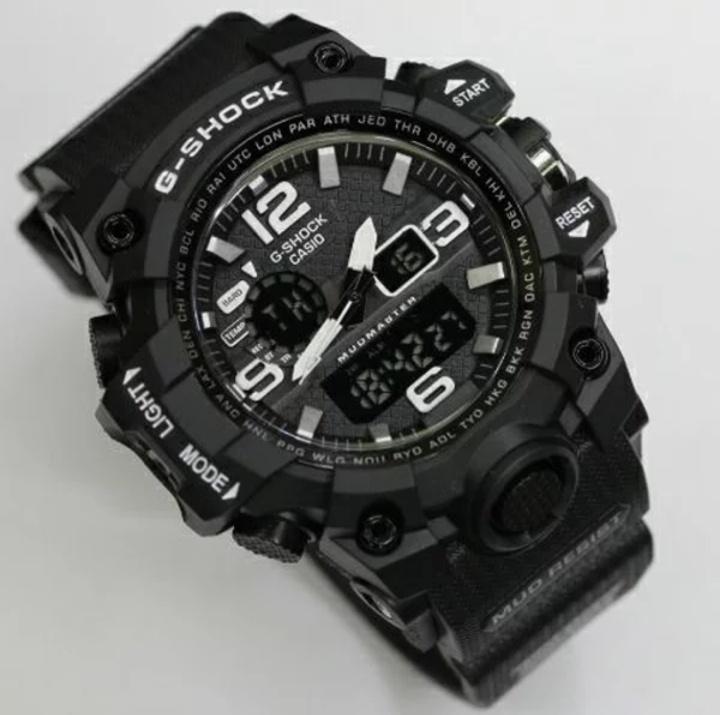 PROMO Jam Tangan Sport Fashion Pria G Shock_GWG1000/dual time Water Resist - Limited