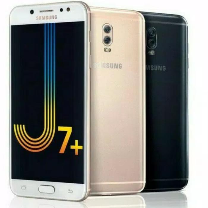 Samsung Galaxy S7+ Unit Only Garansi Resmi Samsung Indonesia