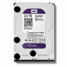 Harga Western Digital Wd Purple 2Tb Sata3 Harddisk 3 5 Cctv Baru Murah