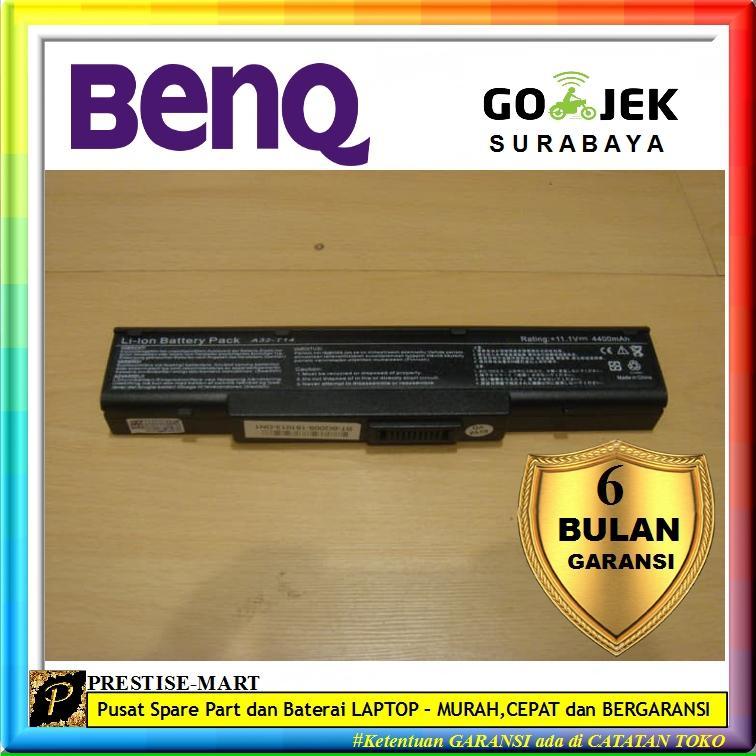 Baterai BENQ Joybook R45 - Hitam