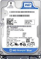 Beli Western Digital Scorpio Blue 5400Rpm 500Gb Terbaru