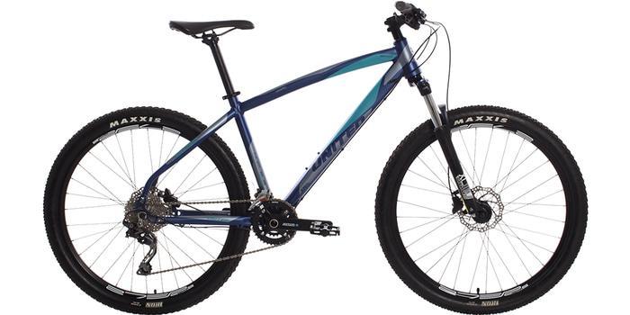 Sepeda Gunung MTB 27.5 United Nucleus 5.0 (8) 20 Speed Deore Hidrolik