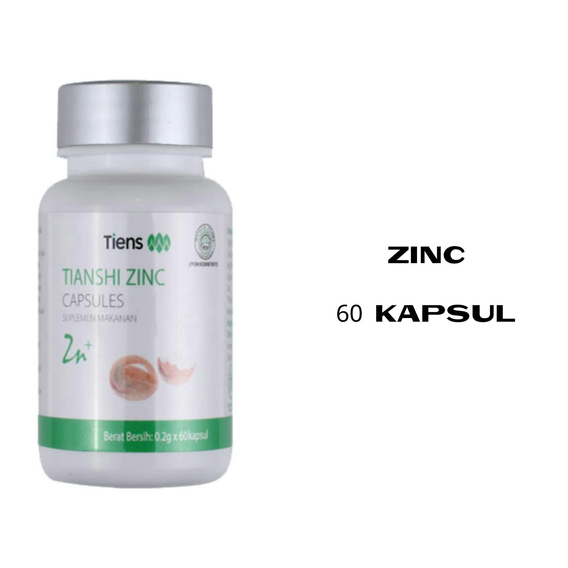 Tiens Halal Store Zinc Memelihara Penglihatan Normal Dan Kesehatan Kulit By Tiens Halal Store.