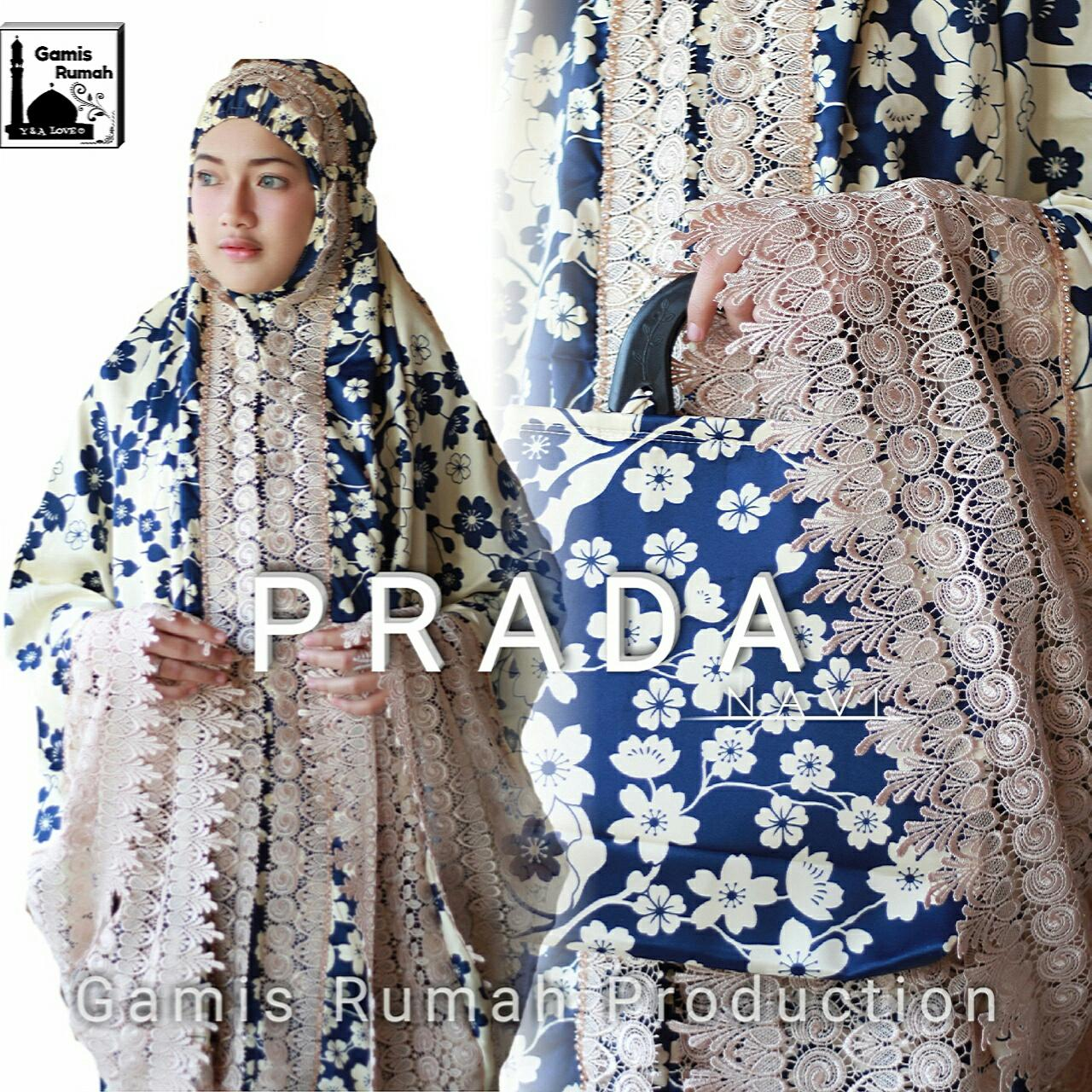 Grateful Fashion Full Bordir + Swarovski - Sutra Paris Prada - Ivory MP 314 - HIGH QUALITY BESTSELLER *