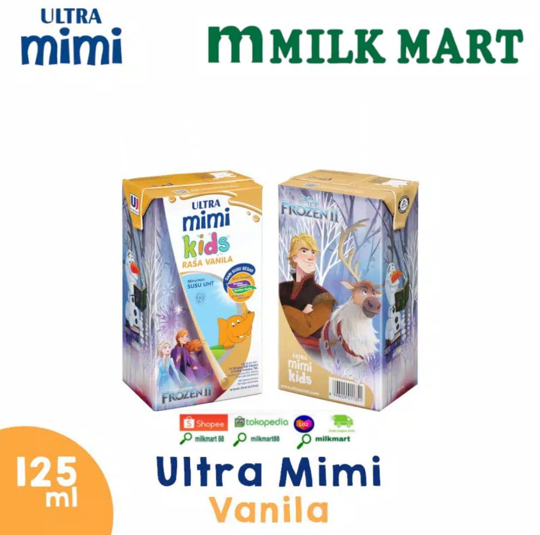 ULTRA MIMI VANILA 125ML//MILKMART