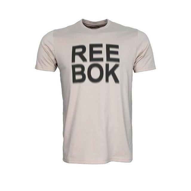 31e112546ee8e Reebok - RM Basic Graphic T-Shirt Pria - Khaki