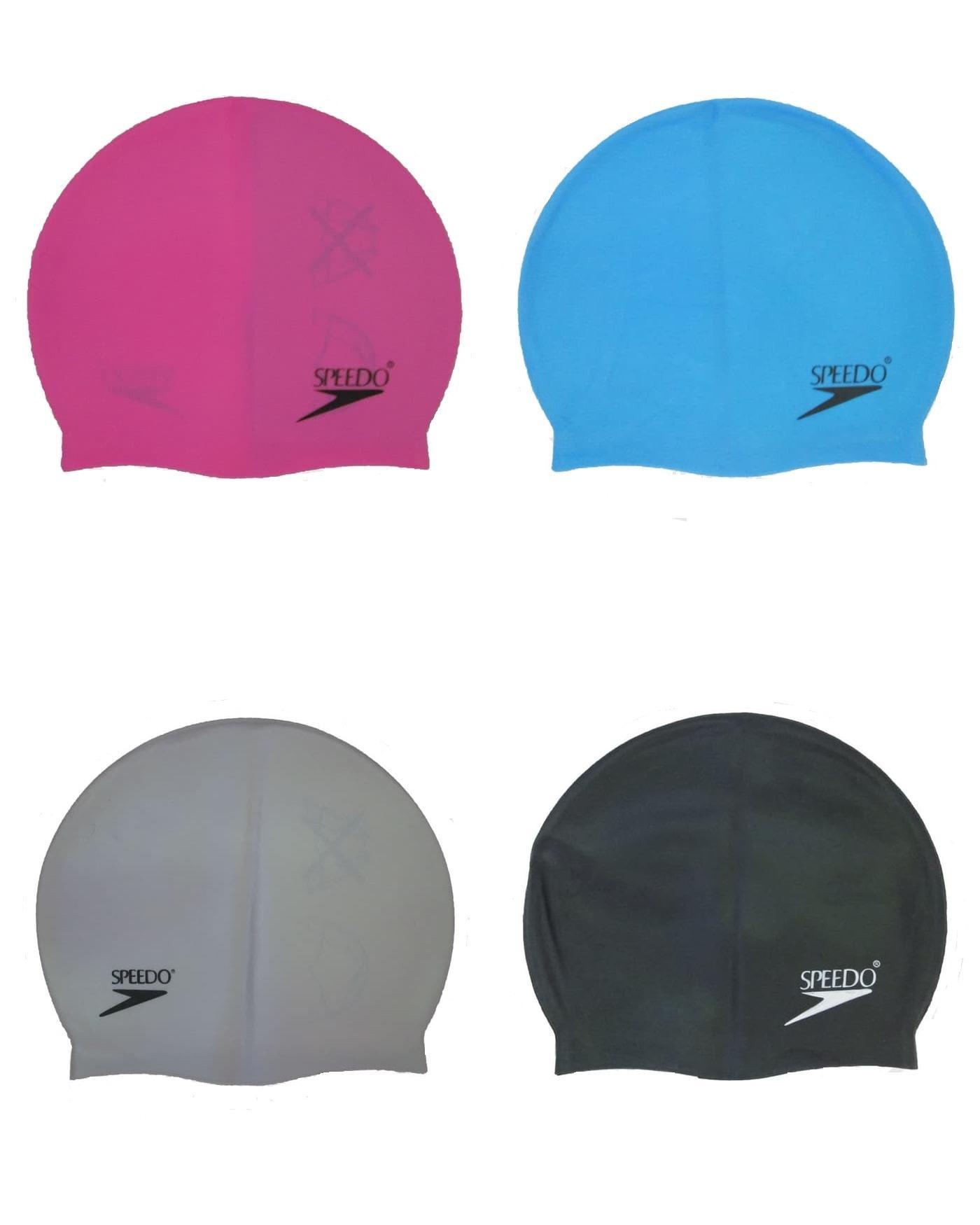 Swimming Cap SPEEDO Topi Renang Anak Dewasa f6ee8354e4