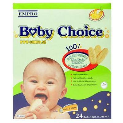 Mys- Empro Baby Choice Rasa Vegetable / Biskuit Bayi By Mysweetrooms.