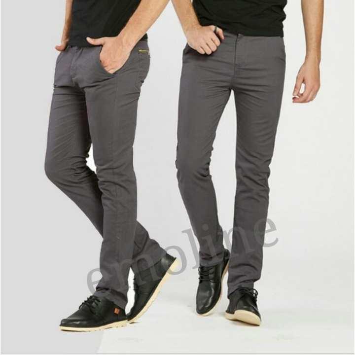 Celana Chino Panjang Pria: Membeli jualan online Celana