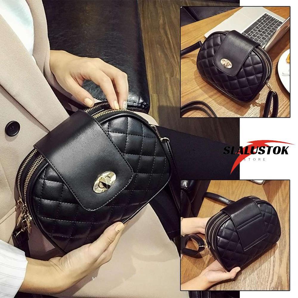 Slalustok Store - Tas Fashion Import Tas Sling wanita ( Tas Bordir ) Tas  Bahu Tas 62e8d0f200