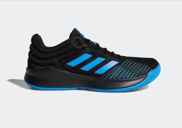Adidas sepatu basket Adidas Pro spark low 2018 - AC8518 - hitam 9452ed7b91