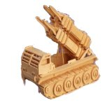 Beli Woodcraft Patriot Missile Diytoy Construction Kit Cicilan