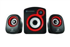 Spesifikasi Audiobox A300 U Merah