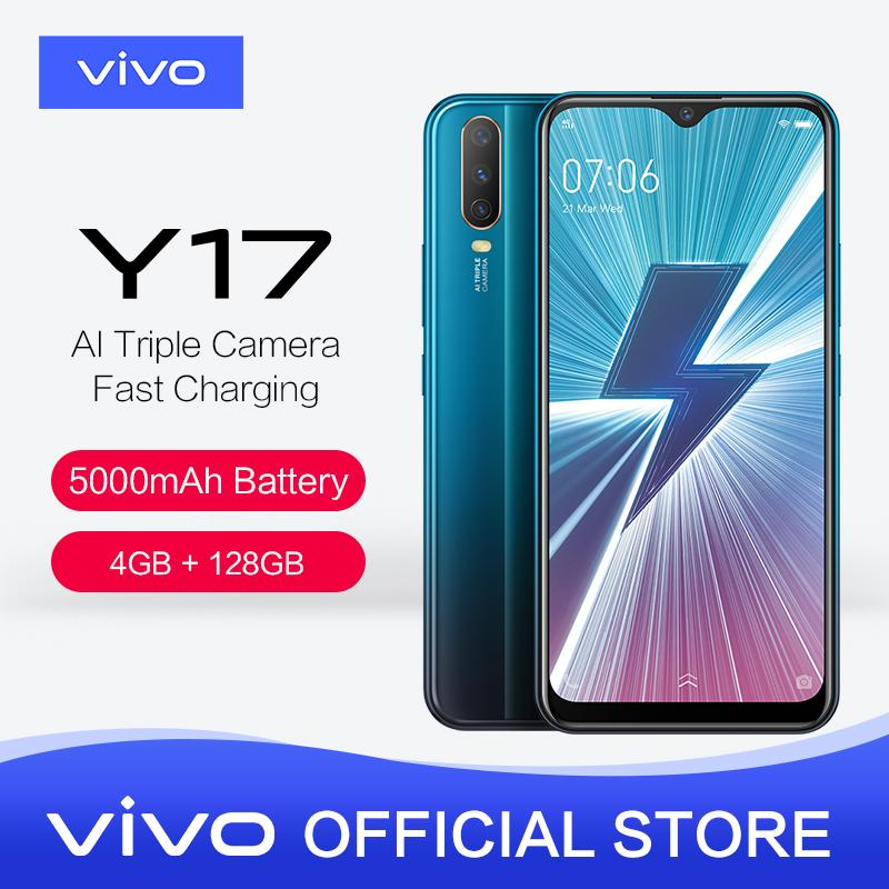 NEW!! Vivo Y17 4GB RAM + 128GB ROM