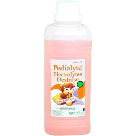 Pedialyte Bubble Gum 500ml