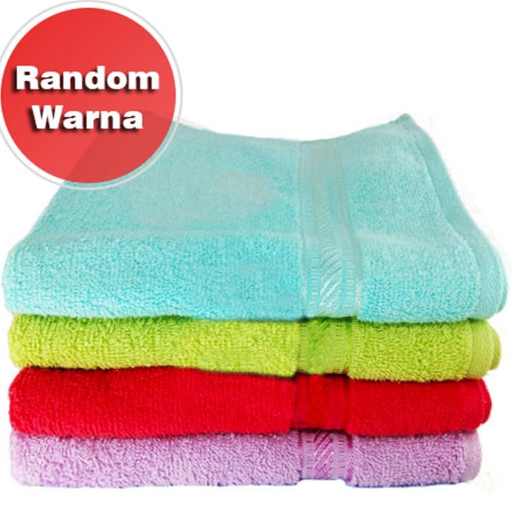 Handuk olahraga Merah Putih sport 30 x 70cm - Random Color / Handuk anak / Handuk lari / Handuk MP sport / handuk kecil / handuk mini