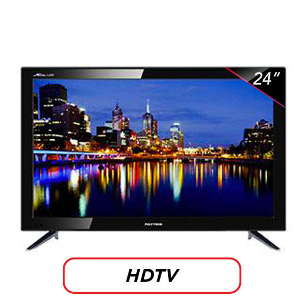 POLYTRON LED TV 24 Inch HD - PLD24D1852