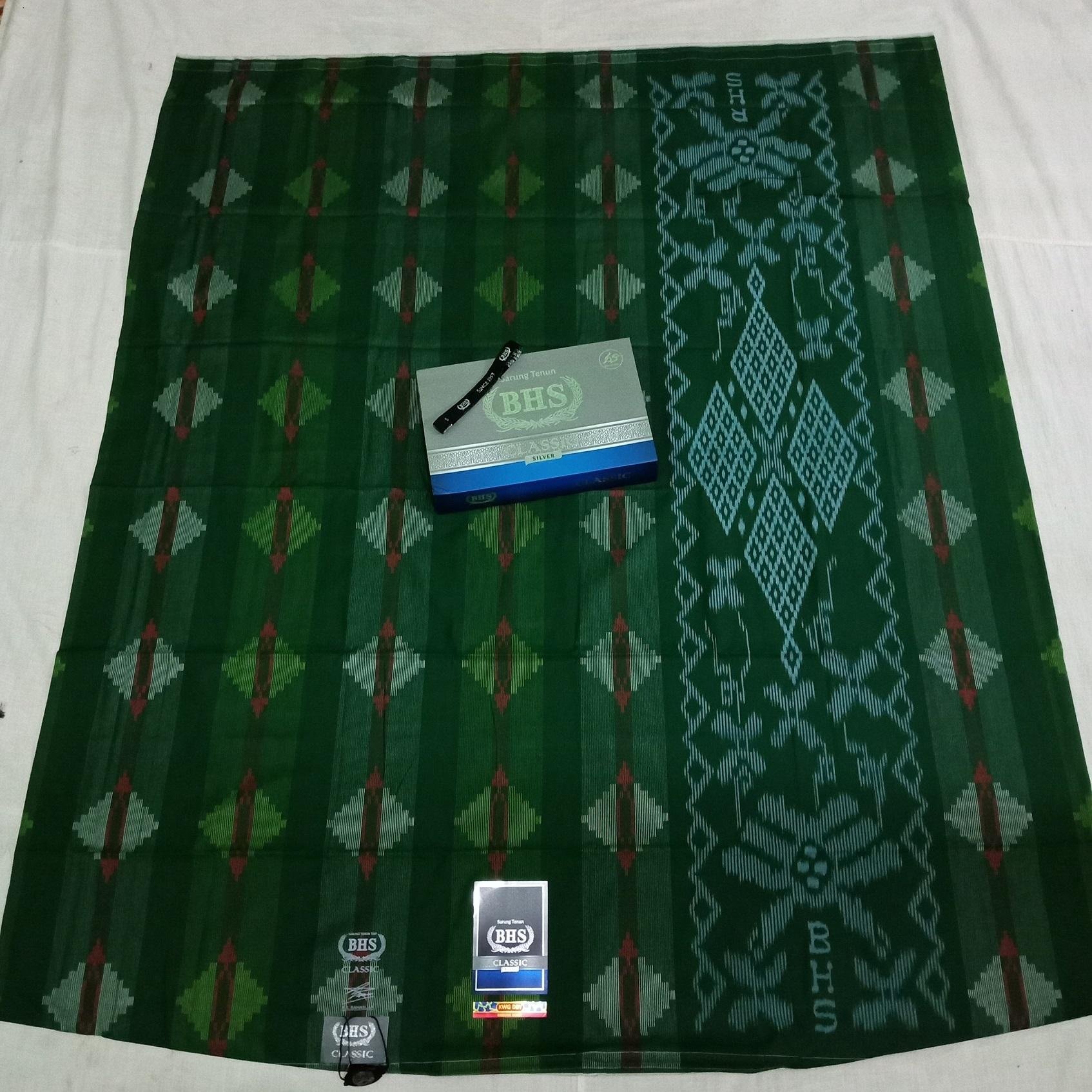 COD SARUNG BHS CLASIC KWG // SARUNG BHS  CLASIC SONGKET KAWUNG