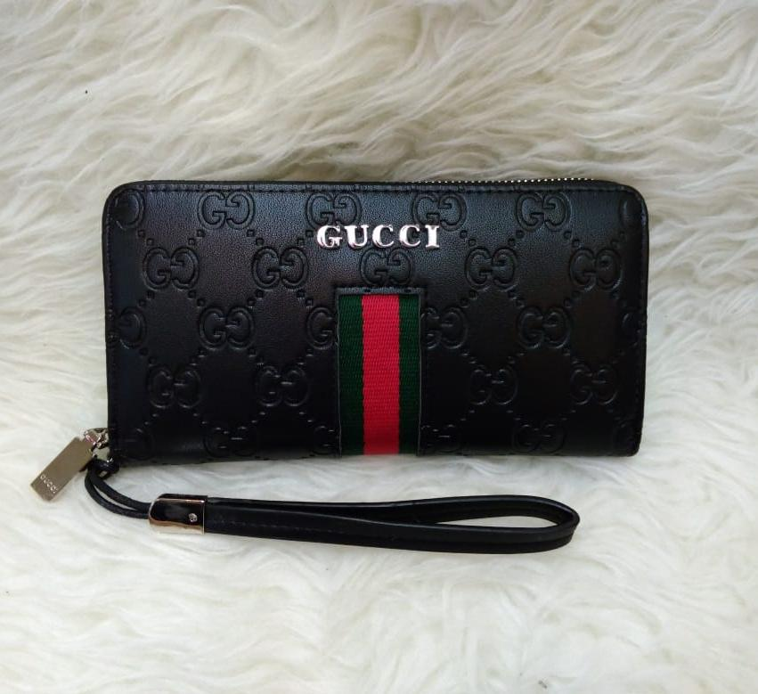 Dompet Gucci 1 ZIP Embose Good Quality 3bd3ab00be
