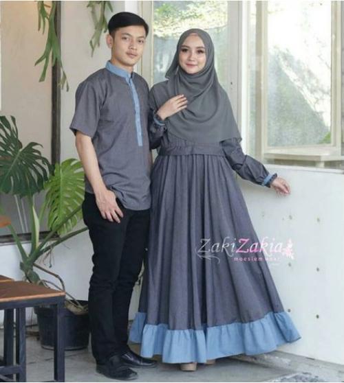 Betege Baju Couple   Baju Pesta Couple   Dress Couple   Gamis Couple    Kemeja Couple 929a65b1a5