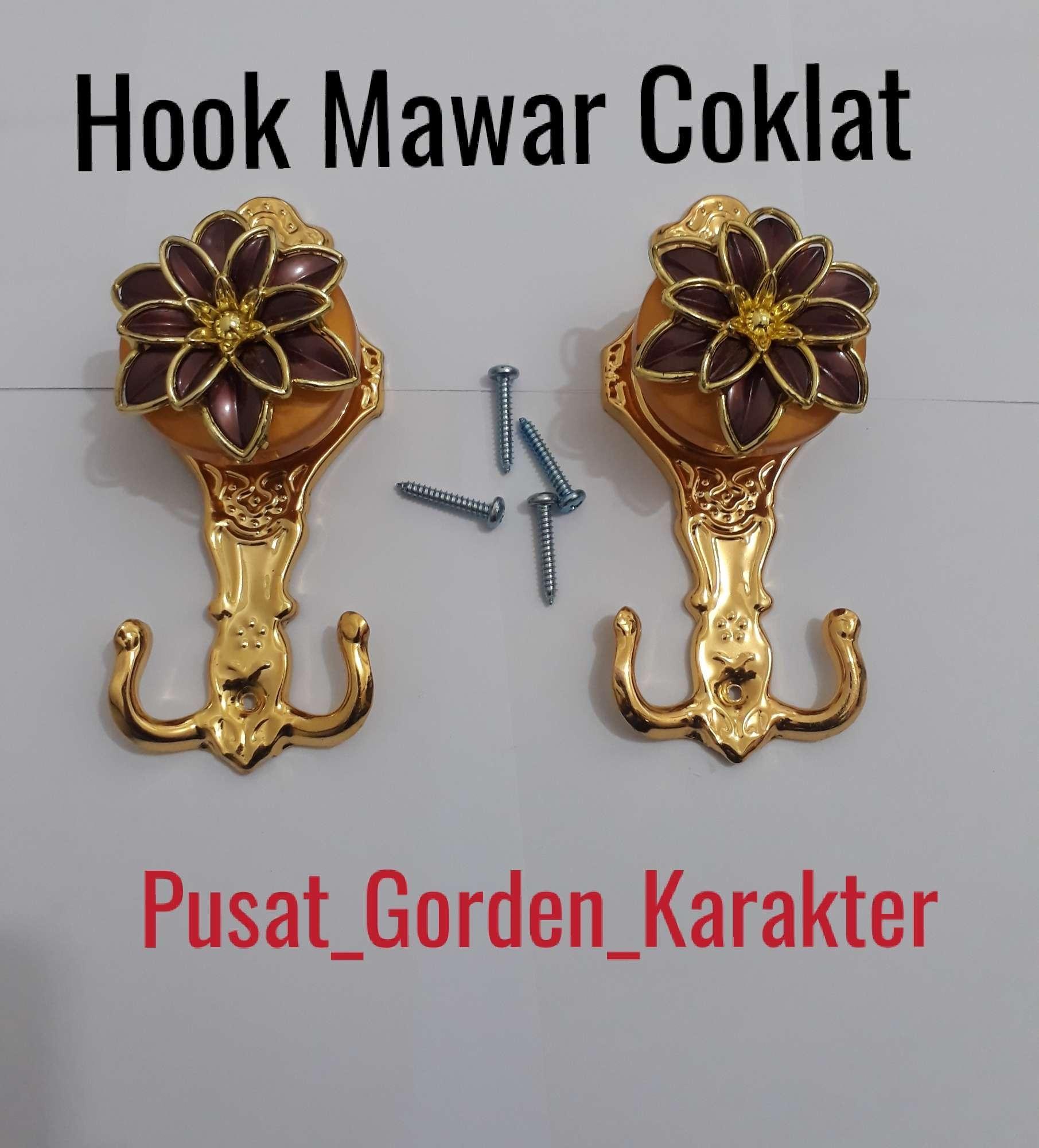 Hook/Sangkutan Tali Gorden Cantolan Besi Gorden