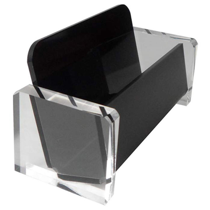 Acrylic Desktop Business Card Holder