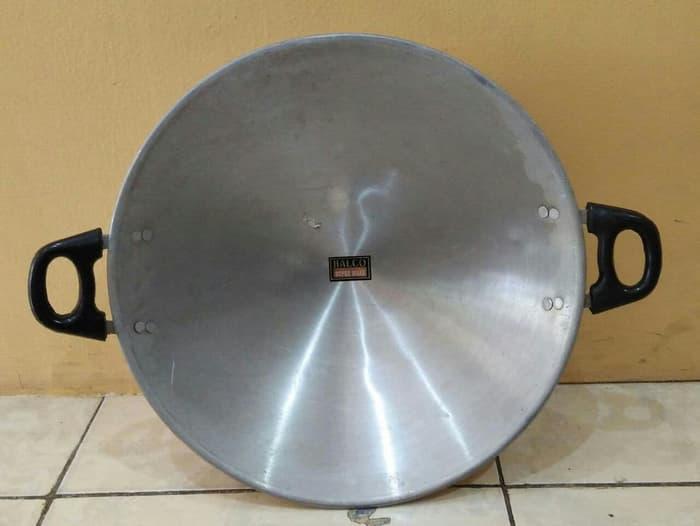 Koali Kwali Kuali Wajan Penggorengan Alumunium Halco Kecil 40cm 40 Cm By Nine7store.