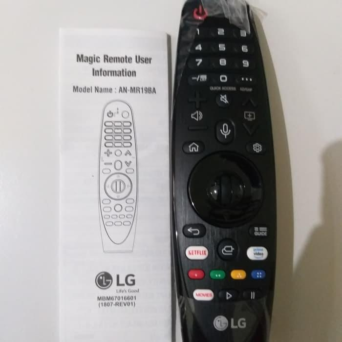 remote magic tv lg original tipe uk