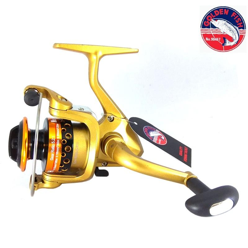Reel Pancing Golden Fish Naka XT Gold 3BB Aluminium Spool