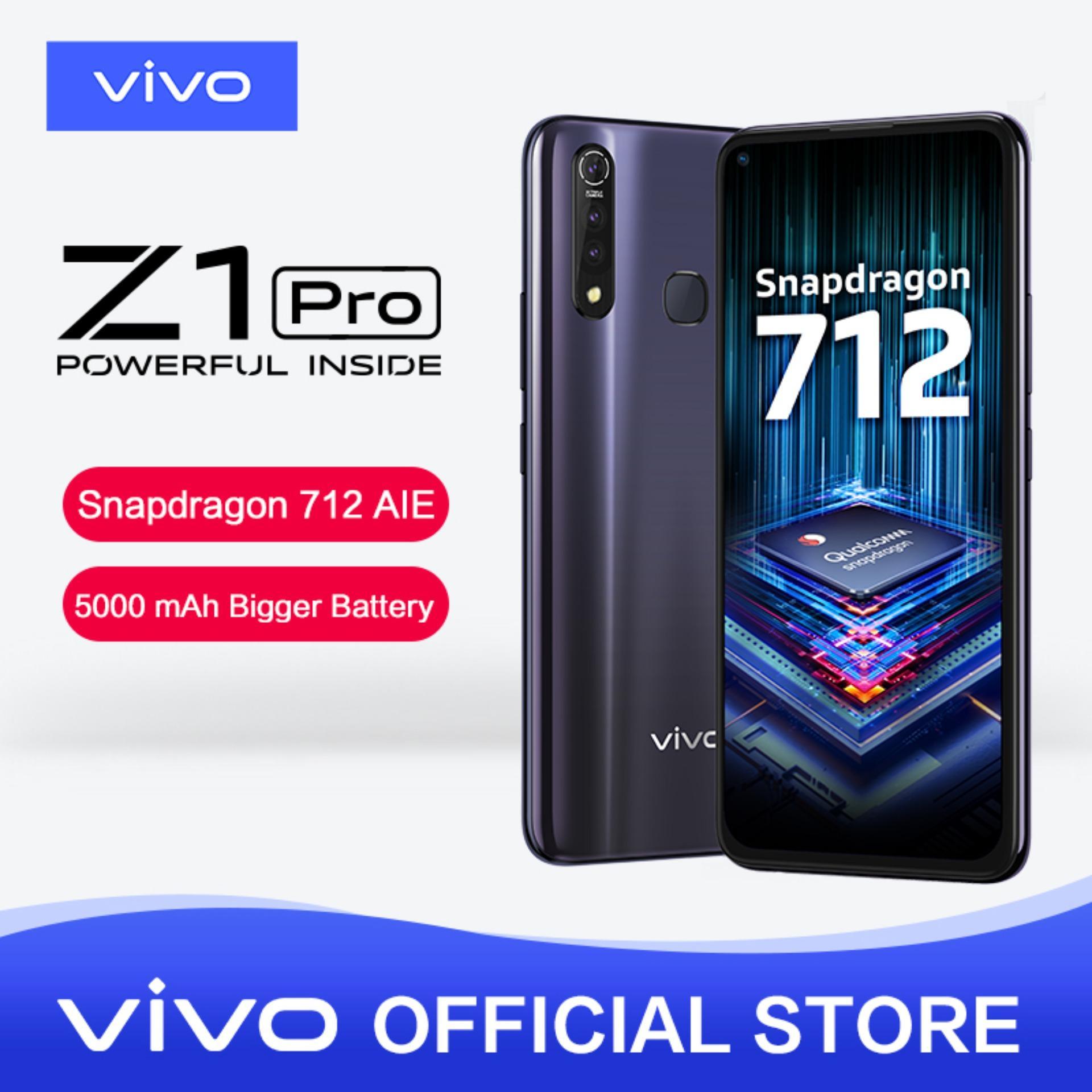 EXCLUSIVE Launch Vivo Z1 PRO