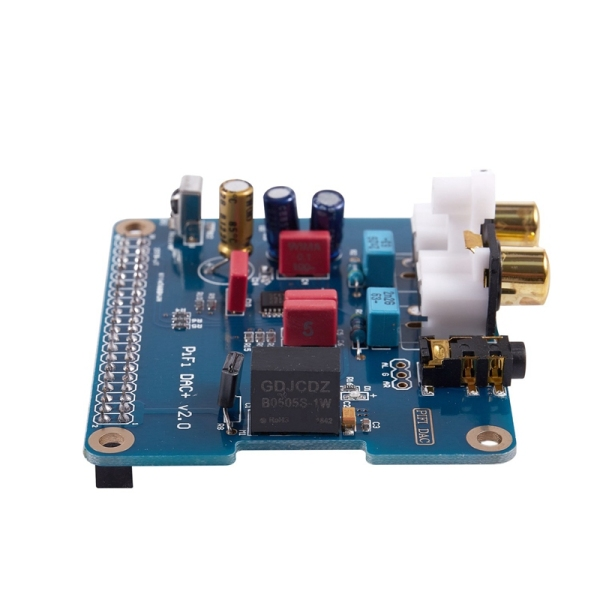 Bảng giá PIFI Digi DAC+ HIFI DAC Audio Sound Card Module I2S interface for Raspberry pi 3 2 Model B B+ Digital Audio Card Pinboard V2.0 Board SC08 Phong Vũ