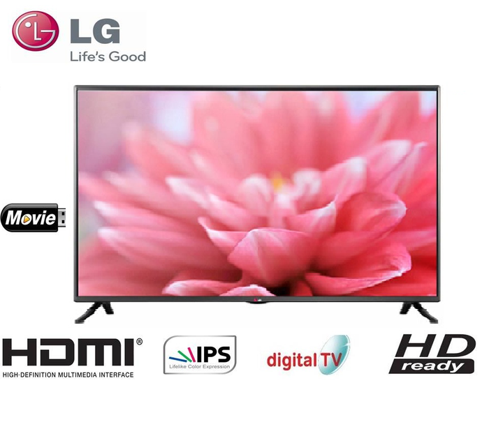 LED TV DIGITAL LG 32LM550BPTA [32 Inch] - USB MOVIE & HDMI [Bergaransi Resmi]