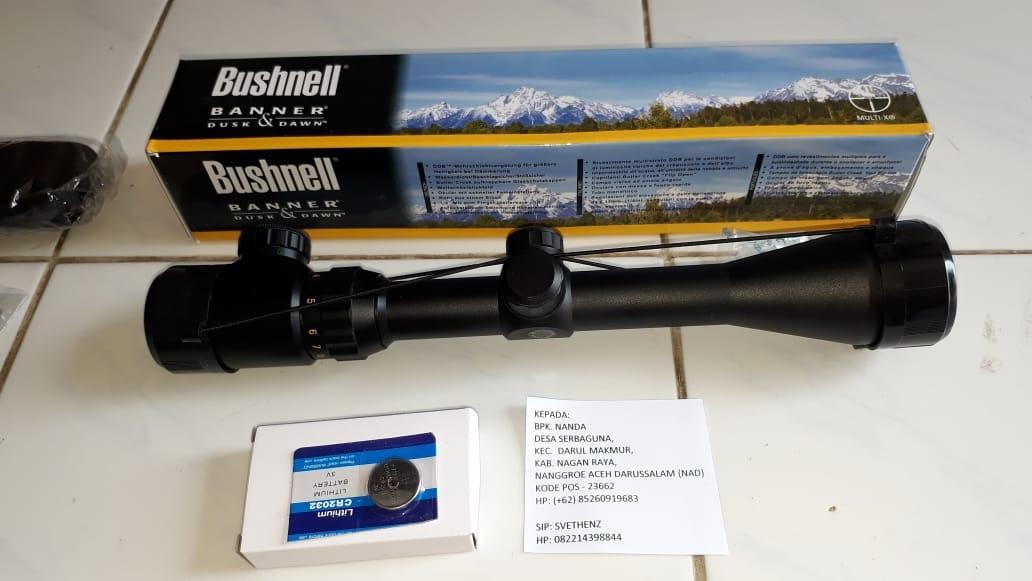 Telescope Bushnell 3-9 X 40 Eg Lampu Rgb By Svethenzsport.