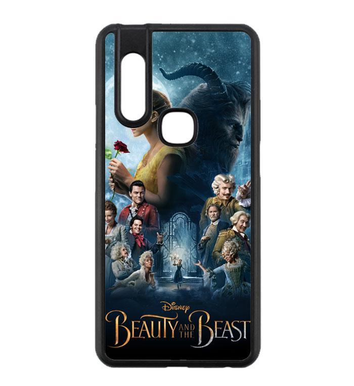 Casing For Vivo V15 Beauty And The Beast Movie E1427
