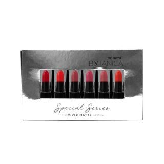 Mineral Botanica Mini Vivid Matte Lipstick Special Series thumbnail