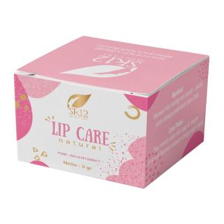GilaDiskon Lip Care Natural 5g SR12 Melembabkan, Mencerahkan bibir, Merawat dan menutrisi bibir COD Promo Murah Best Seller thumbnail