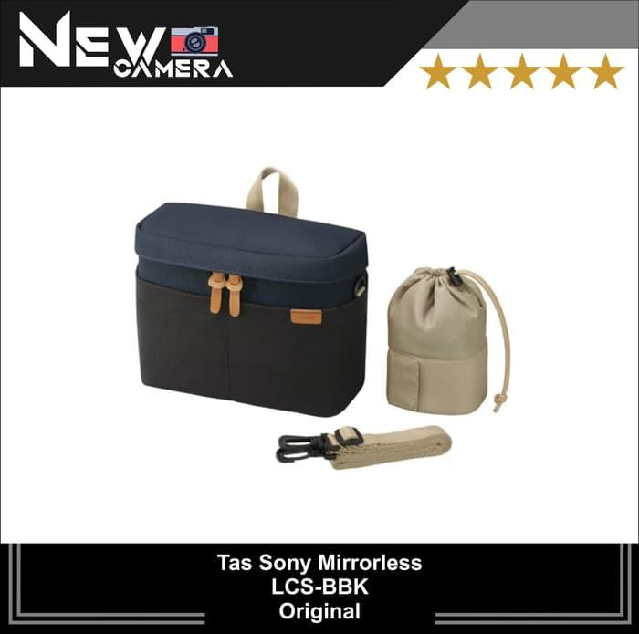 Tas Sony Mirrorless LCS-BBK Original - ready stock