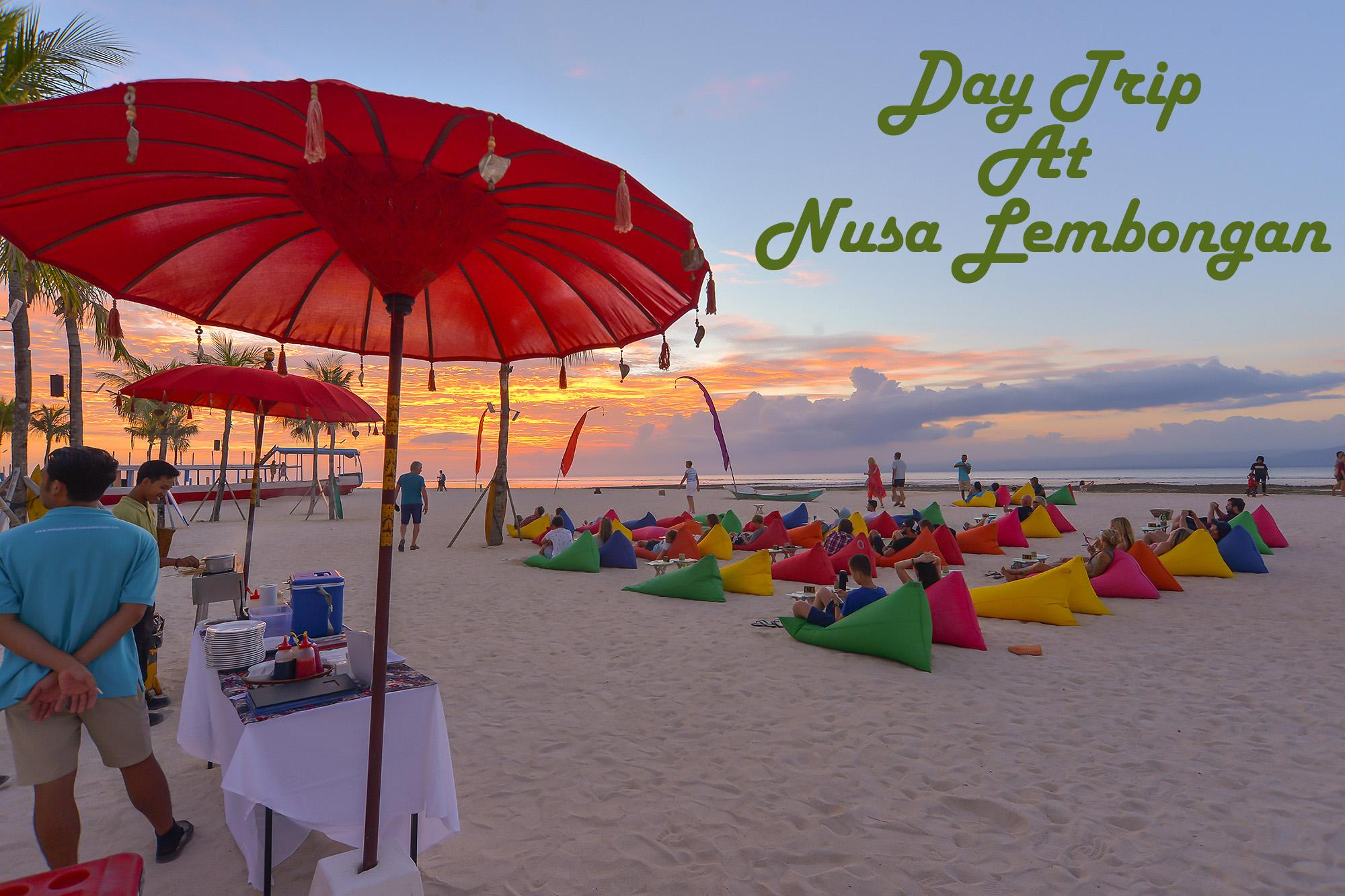 Daytrip Nusalembongan Bali (lazy Package) By Discovery Online.