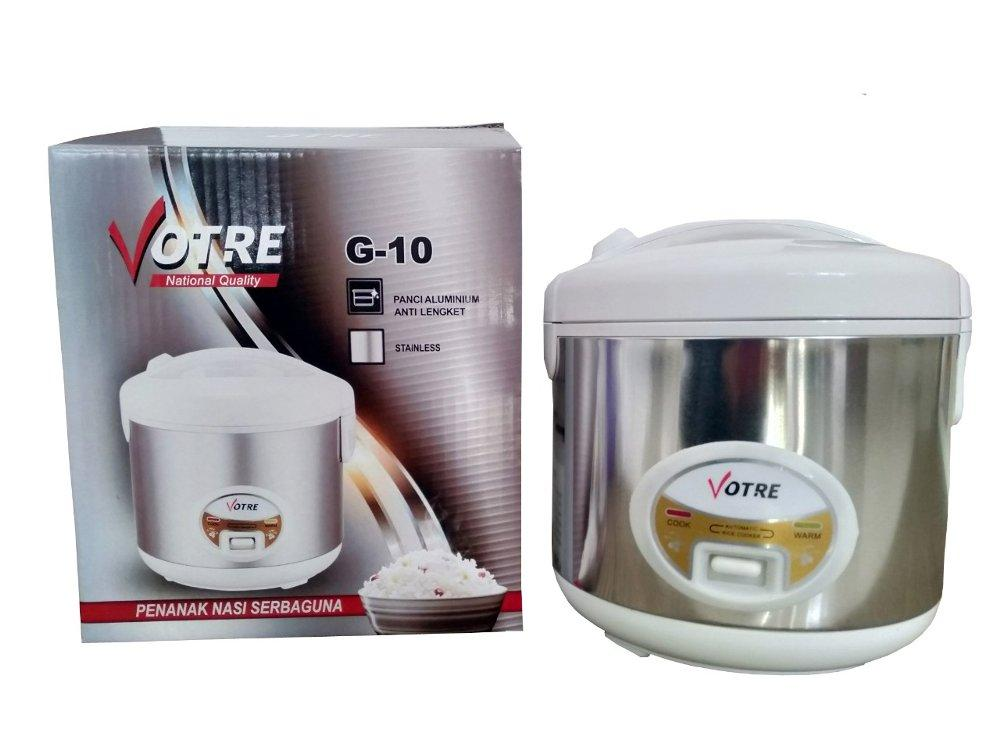 Rice Cooker Magic Com Votre 1.2ltr G-10 3in1 - Penanak Nasi