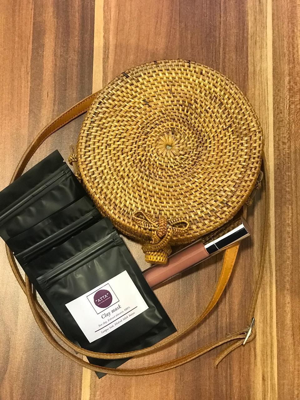 Masker herbal Masker wajah, ATTA Claymask Homade cocok untuk semua usia tanpa efek samping