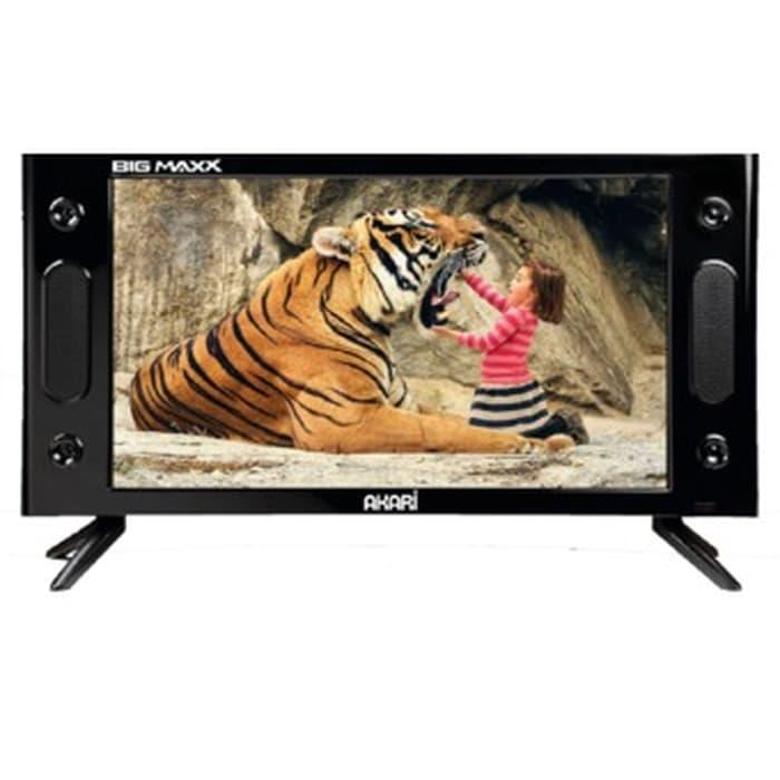 COD AKARI LED TV LE-25V89 BIG MAX