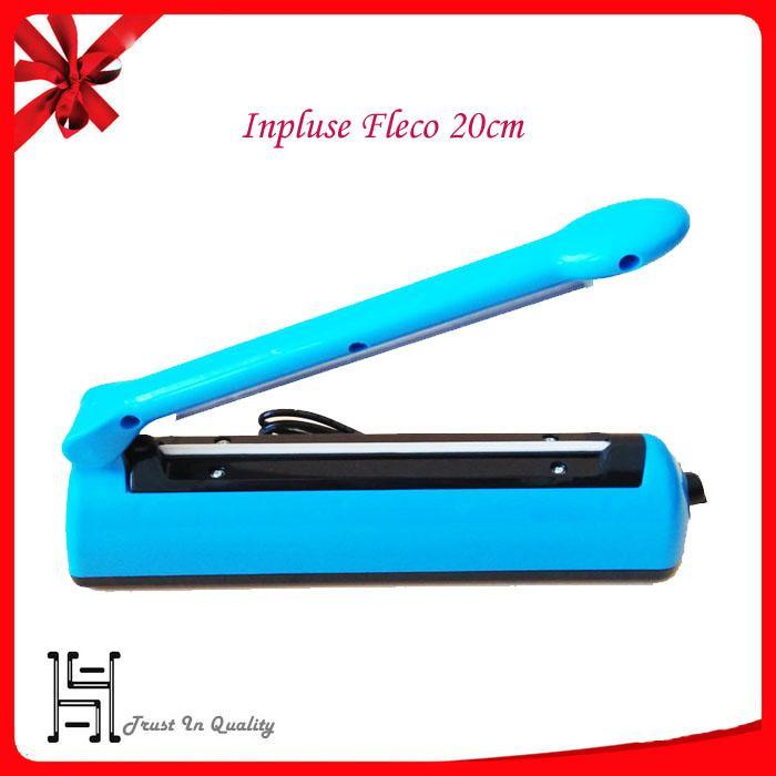 Mesin press plastik 20cm bergaransi/ impulse sealer