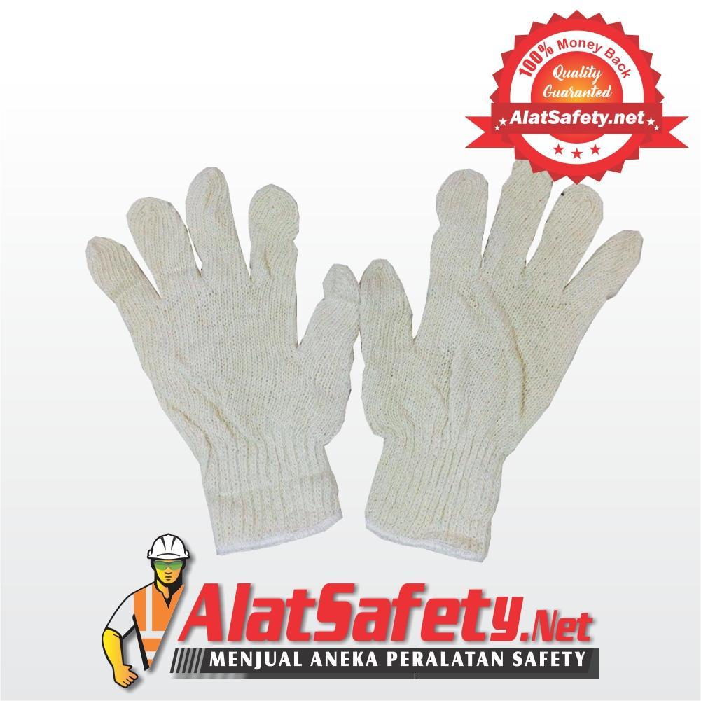 Sarung Tangan Katun 3 Benang / Cotton Glove / Safety Glove